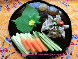 Japanese Miso Dip and Dressing