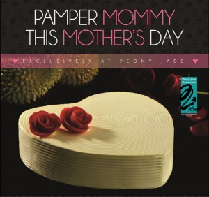 Peony Jade's Mother's Day Dining Promotions