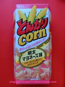 Tongari Corn Snack
