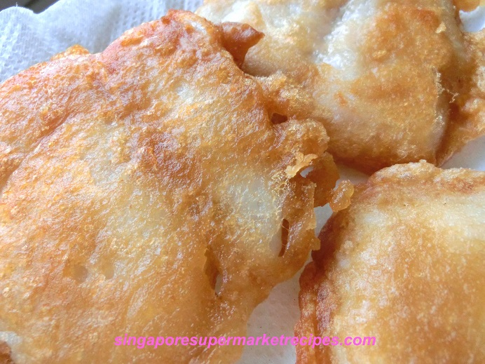 this FogDog Easy Beer Batter is really awesome, so easy and the batter ...