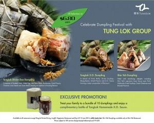 tung lok rice dumpling promotions