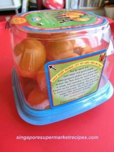 Zima Baby Tomato