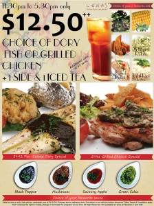 lenas grill lunch dining promotions