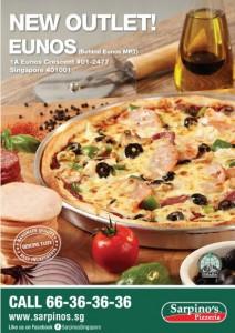 sarpino's pizzeria eunos outlet