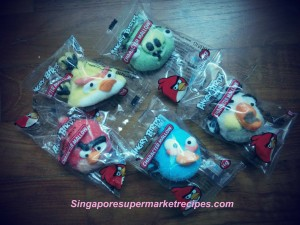 angry bird marshmallow reviews