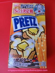 Pretz flavours