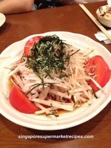 Izakaya experience at Omoite Yokocho