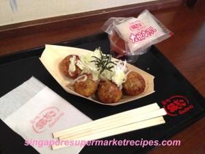 Gindaco takoyaki in japan