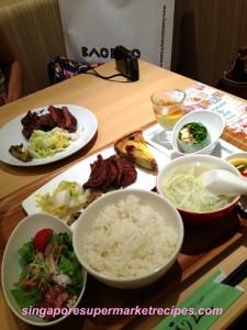 beef tongue restaurant in japan