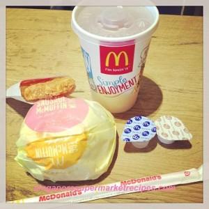 Macdonald fast food in japan