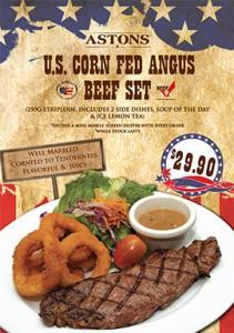 aston steak promotions