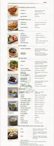 daikokuya asakusa menu