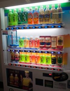 beverages in japan