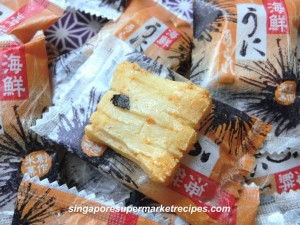 uni rice crackers