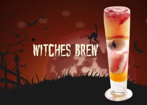 Halloween TCC drinks promotions