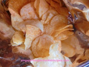 Daiso spicy yuzu chips reviews