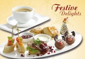 TCC festive high tea delights