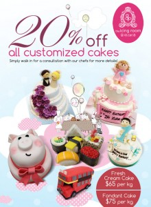 icing room customized cakes promotions
