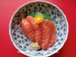 fresh wasabi