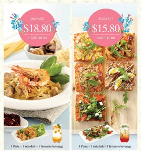 breadtalk cafe dining promotions spring 2014