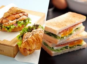 breadtalk cafe sandwich promotions