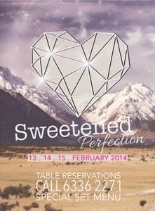 fern & kiwi valentine's day dining promotions 2014