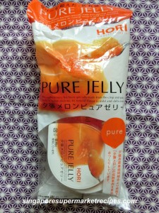 Japanese Melon Pure Jelly