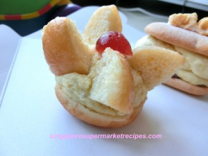 goodwood park durian fiesta 2014 mini donut