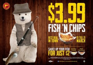 manhattan fish market $3.99 fish n chips promotions