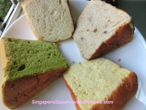 Pure Pandan chiffon cake reviews