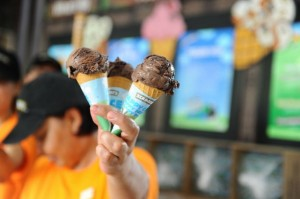ben & jerry's free cone day 2014 flavors