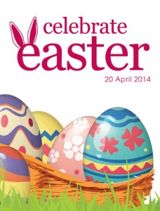 carousel easter dining promotions 2014