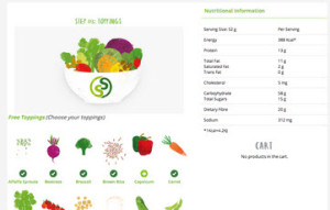 Salad stop order online promotions 2