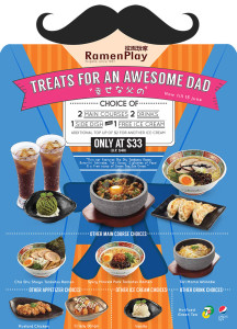 ramen play father's day promotions 2014