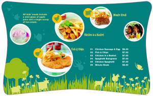 jack's place kids menu