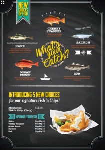 manhattan fish market fish & chips festival choices