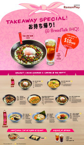 ramen play takeaway special promotions