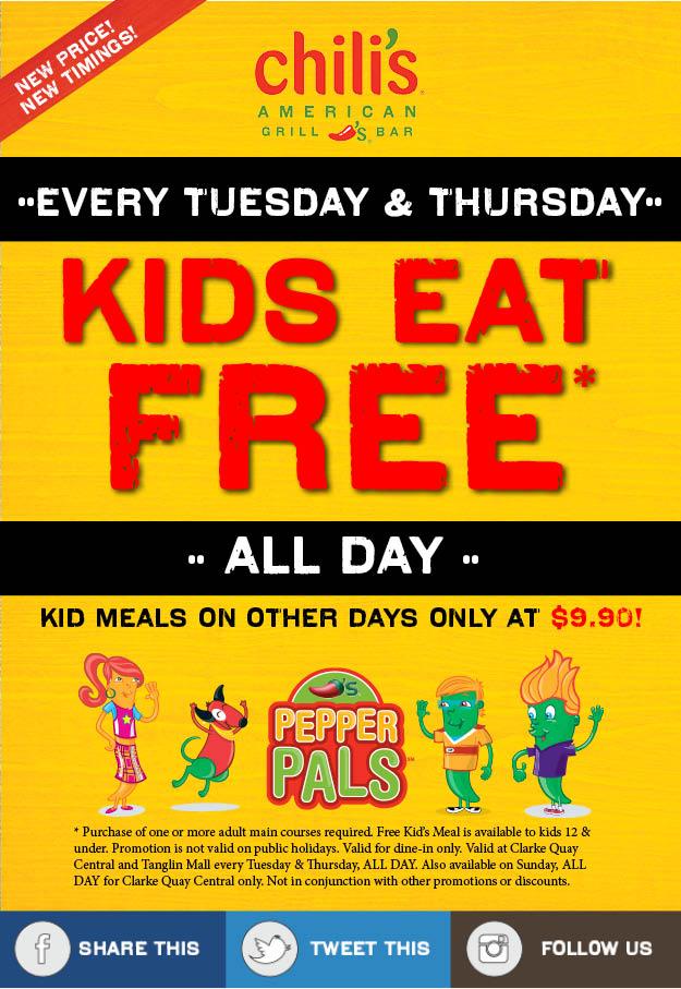 Kids Eat Free Restaurants Toledo